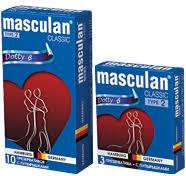 <b>Презервативы Masculan 2 classic</b> №3 с пупыр - цена 150.00 руб ...