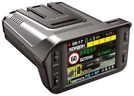 Видеорегистратор с <b>радар</b>-<b>детектором Inspector Marlin S</b>, GPS ...