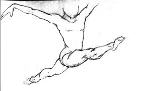 Gymnastics Coloring Sheets Gymnast Coloring Pages