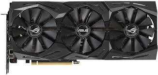 Купить <b>Видеокарта ASUS</b> nVidia <b>GeForce RTX</b> 2070 , ROG-STRIX ...