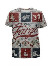 """Футболка с полной запечаткой для девочек """"<b>Фарго</b> / <b>Fargo</b> ..."""