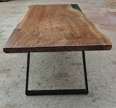 wood slab dining table beautiful: beautiful custom  claro walnut slab dining table