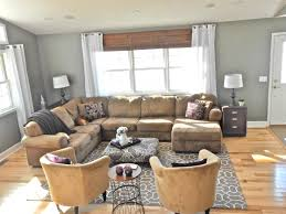warm living room ideas: warm gray living room colors color scheme