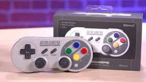 Super Nintendo-style Switch Controller Unboxing - YouTube
