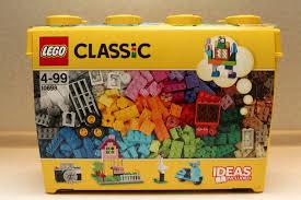 Обзор на <b>Конструктор LEGO Classic</b> 10698 <b>Набор</b> для ...