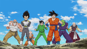 Image result for Dragon Ball Z: Resurrection 'F' (2015)