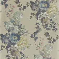 Small Picture seraphina silver wallpaper Designers Guild VARIOS
