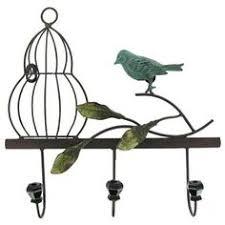 metal wall decor shop hobby: metal wall decor with bird cage amp