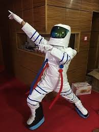 New <b>Space Suit Mascot Costume</b> Astronaut Mascot Costume ...