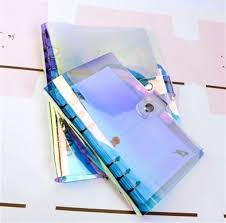 #32900365142 Aliexpress <b>Dilosbu A6 spiral notebook</b> A7 PVC ...