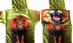 <b>New</b> LION <b>JUNGLE KING</b> Hoodie Shirt by Mouthman – MOUTHMAN ...