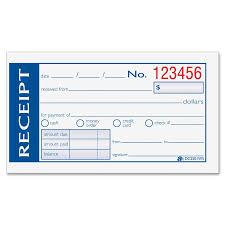 best photos of rental receipt print outs printable rent money rent receipt book