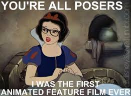 20 of the Very Best Hipster Disney Princesses | The Mary Sue via Relatably.com