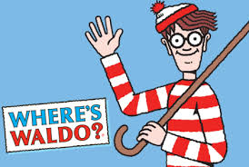 Image result for where's waldo