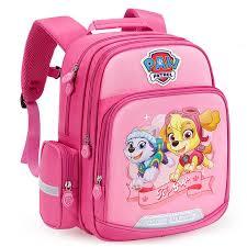 1Pc <b>Genuine Paw Patrol</b> Schoolbag for primary school students <b>Dog</b> ...