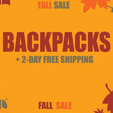 Shop Fall Sale - Back To school Backpacks + Free Shipping ...