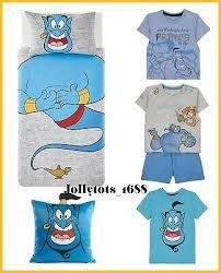 Disney Baby Boys Aladdin <b>Clothes Genie Character</b> Outfits <b>Tops</b> ...