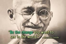 am I special Gandhi