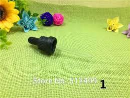 Online Shop <b>5pcs</b>/lot 18/410 Essential Oil Bottles cap Black/white ...
