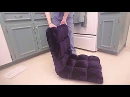 Birdrock Memory Foam <b>Floor</b> Chair Review - YouTube