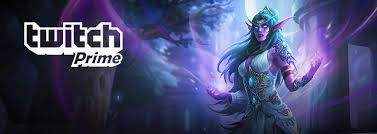 Try Twitch Prime and Get <b>Tyrande Whisperwind</b>! - Hearthstone