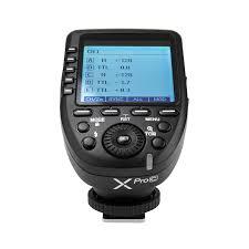 <b>Радиосинхронизатор Godox Xpro-C TTL</b> для Canon