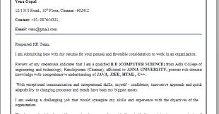 Cover Letter In Resume For Fresher Cover Letter For Resume With Sample Cover Letter Format    CVtips com