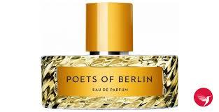 <b>Poets</b> of Berlin <b>Vilhelm Parfumerie</b> perfume - a fragrance for women ...