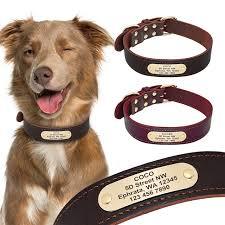 <b>Ошейник</b> для собак персонализированный <b>ошейник из</b> ...