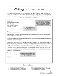 cover letter writing guide letter format  how to write that cover letter creating