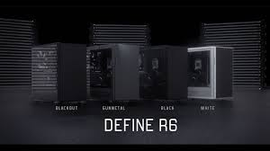 <b>Fractal Design Define</b> R6 официальное видео - YouTube