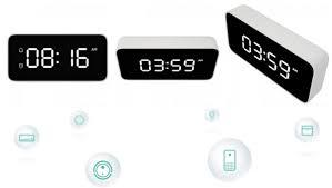 Xiao Ai <b>Smart Alarm</b> Clock: новые <b>часы</b>-будильник от <b>Xiaomi</b>