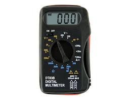 <b>Мультиметр S</b>-<b>Line</b> DT-83B   www.gt-a.ru