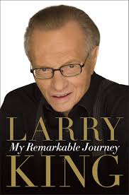 CNN legend Larry King has interviewed virtually every major big-shot celebrity and politician known on earth, from Martin Luther King Jr. to Richard Nixon. - larry-king-cover