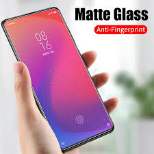 Xiaomi Mi 9T Redmi K20 Pro <b>Full Matte Tempered Glass</b> Screen ...