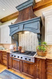 wood kitchen hood transitional sutro  ideas about custom range hood on pinterest range hoods wood range hoo