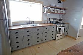 diy apothecary style kitchen cabinets ana white build diy apothecary style