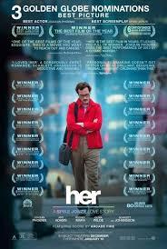 Resultado de imagen de her movie poster