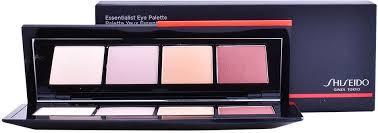 <b>Shiseido</b> ESSENTIALIST eye palette #<b>01</b>-<b>miyuki street</b> nudes 5,2 gr ...