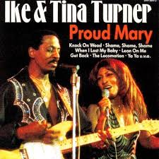 Ike & Tina Turner – Proud <b>Mary</b> Lyrics   Genius Lyrics