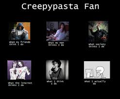 creepypasta meme | Tumblr via Relatably.com