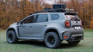 Dacia <b>Duster</b> 4×4 Widebody - Crazy Off Road Project from Prior ...