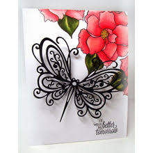 new <b>butterfly</b> metal <b>dies</b>