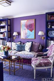 Purple Living Room Design 15 Best Purple Rooms Walls Ideas For Decorating With Purple