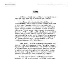 good descriptive writing essays