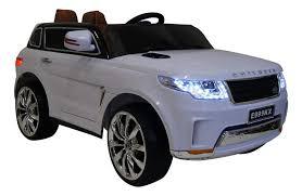 Купить <b>электромобиль Range Rover</b> Sport белый RIVERTOYS ...