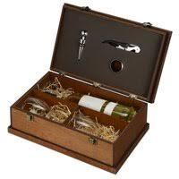 """«<b>Подарочный набор для вина</b> """"Фрегат"""" на 6 персон 51*20*40см ..."""