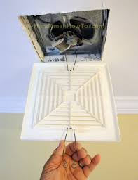 bathroom exhaust fan light replacement parts how to replace a bathrom vent fan fan grille springs