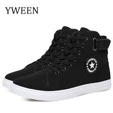 YWEEN Men's Vulcanize Shoes <b>Men Spring Autumn</b> Top Fashion ...