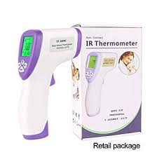 Generic Thermometers Body <b>Thermometer Electronic LED</b> Digital ...